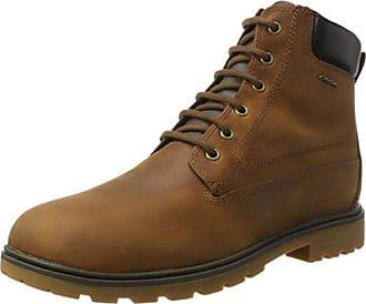 U Damocle B, Desert Boots Homme, Marron (Mud), 45 EUGeox