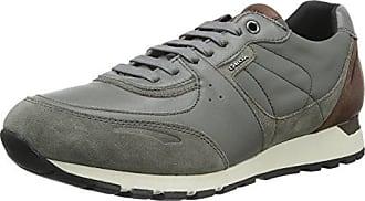 U BOX C, Herren Sneakers, Grau (GREYC1006), 40 EU Geox