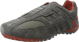 U Nebula C, Herren Low-Top, Grau (Anthracite), 42 Geox