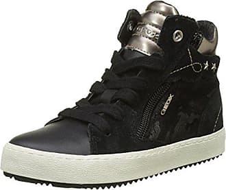 Geox Elvis D, Sneakers Hautes fille (24)