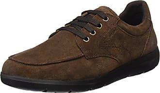 U New Life C, Zapatos de Cordones Oxford para Hombre, Marrón (Whiskyc6627), 44 EU Geox