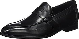 Geox U Snake MOC 2fit A, Mocassins (Loafers) Homme, Noir (Black C9999), 46 EU
