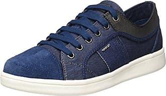 Geox Herren U Warrens B Sneaker Blau Navy Blue 40 EU