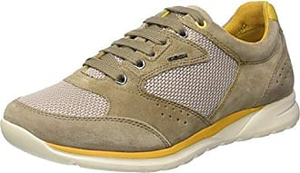 Geox D Sukie a, Zapatillas para Mujer, Beige (Lt Taupe/Sand), 38 EU