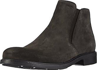 Camper Adults Beetle - Zapatos de Cordones para Hombre, Color Marrón (Dark Brown), Talla 46
