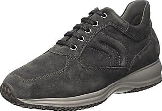 Remonte R7011, Zapatillas para Mujer, Negro (Graphit/Schwarz), 42 EU