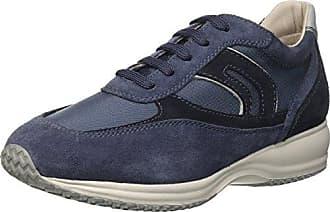 U Happy Art.P, U0162P022BE, Herren Sneakers, Blau (blue/greyc0024), 42 EU (8 Herren UK) Geox