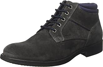 U Dwain A, Desert Boots Homme, Bleu (Navy), 42.5 EUGeox