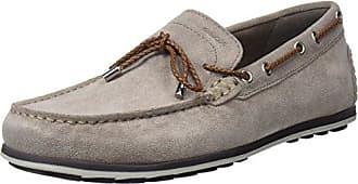 Geox U Leitan C, Mocassins (Loafers) Homme, Beige (Taupe), 45 EU