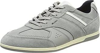 Geox U Damian C, Sneakers Basses Homme, Gris (Stone), 43 EU
