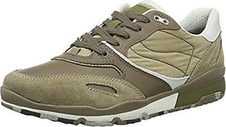 Geox U SANDFORD A Sneakers Uomo Beige Sand/Muskc5Zb3 46 EU