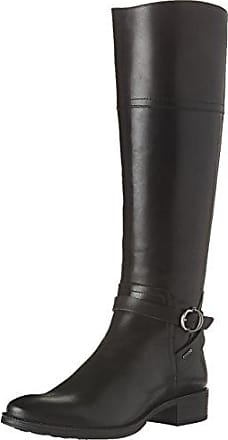 Geox - Damen - D ELENI A D6467A - Stiefel - schwarz