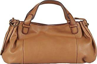 24 GD Tasche aus fuchsiafarbenem Leder Gerard Darel