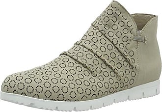 GERRY WEBER Shoes Damen Anna 04 High-Top, Beige (Offwhite), 40 EU