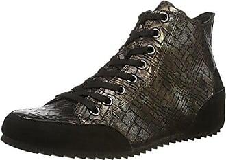 Gerry Weber Shoes G32502 85, Zapatillas Altas Mujer, Multicolor (Oliv-Kombi), 38 EU