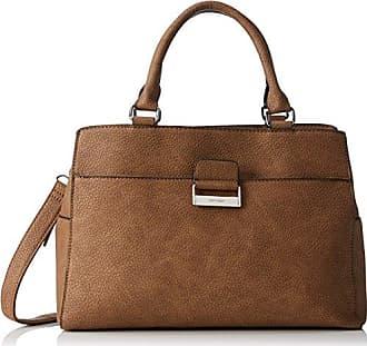 Damen Be Different Handbag Mhz Baguettes, Braun (703), 37x26x11 cm Gerry Weber