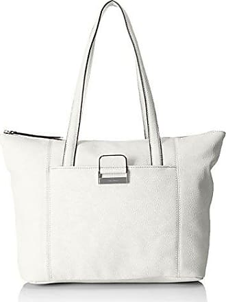 Damen Living Shopper Lhz Henkeltasche, Weiß (Offwhite), 13.5x27x42 cm Gerry Weber