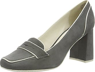 Viktoria 02, Zapatos de Tacón con Punta Cerrada para Mujer, Gris, 36.5 EU Gerry Weber