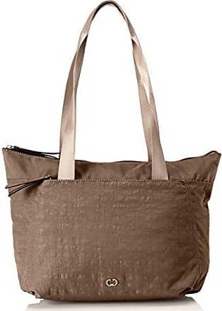 Vic Shopper Lhz, Womens Shoulder Bag, Schwarz (Black), 12x26x41 cm (B x H T) Gerry Weber