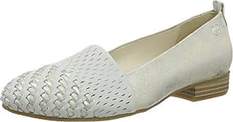 Emchaus, Mocasines para Mujer, Blanco (Blanc Optique 33), 36 EU Luxat