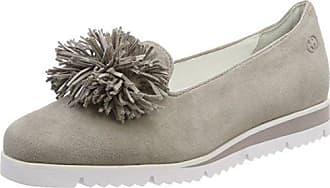 GERRY WEBER Shoes Damen Ebru 10 Slipper, Beige (Taupe),37 EU (4 UK)