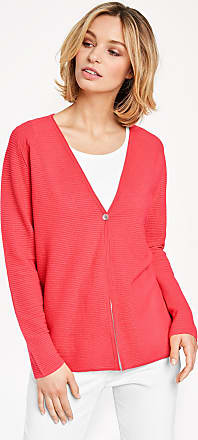 Offene Strickjacke Rot-Orange Damen Gerry Weber