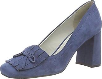 Viktoria 01, Escarpins Bout Fermé Femme, Bleu (Jeans), 38.5 EUGerry Weber