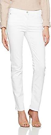 Gerry Weber Hose Freizeit Verkürzt, Pantalones para Mujer, Blanco (Weiß/Weiß 99600), 48