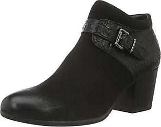 Viktoria 02, Zapatos de Tacón con Punta Cerrada para Mujer, Negro, 37.5 EU Gerry Weber