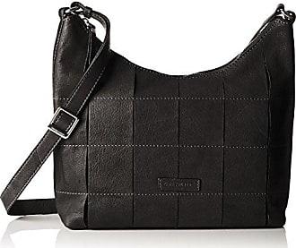 Open Mind Shoulderbag Lvz, Womens Cross-Body Bag, Weiß (White), 1x30x32 cm (B x H T) Gerry Weber