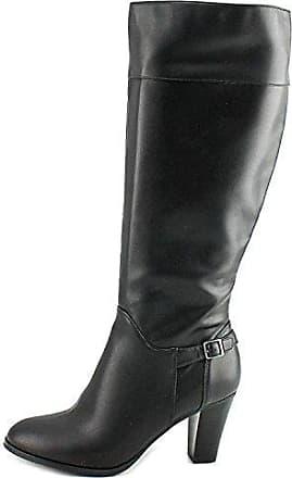 Giani Bernini Frauen BAARI Geschlossener Zeh Leder Fashion Stiefel Groesse 9.5 US /41 EU