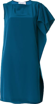Dress for Women, Evening Cocktail Party On Sale, Dark Blue, acetate, 2017, 28 30 32 34 Gianluca Capannolo