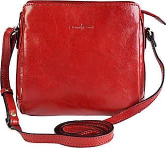 Handtasche aus leder Gianni Contibeige - 31x31x15 cm Gianni Conti