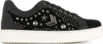 studded low-top sneakers - White Gianni Renzi Couture