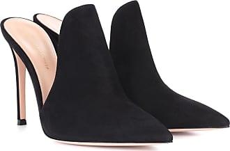 Zapatos de gamuza sin talón Aramis Gianvito Rossi
