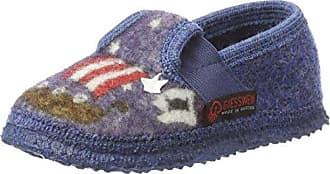 Giesswein - Türnberg, Zapatillas de estar por casa Unisex adulto, Azul (Jeans), 39 EU