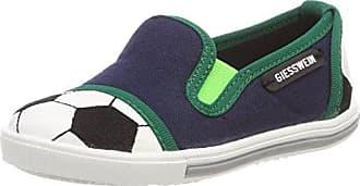 Lurchi Bruce, Mocasines para Niños, Blau (Jeans Cobalt), 33 EU