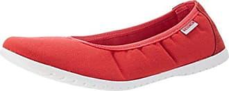 Giesswein Damen Drees Geschlossene Ballerinas, Rot (311/Rot), 42 EU