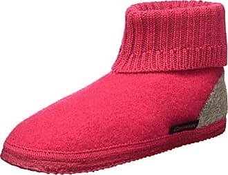 Giesswein Kramsach, Zapatillas Altas para Mujer, Rojo (Rubin), 41 EU
