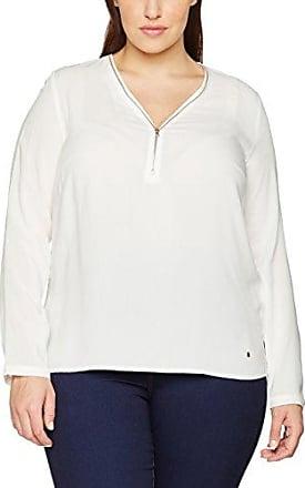 BIS Größe XXXL, Blouse Femme, Noir (Schwarz 10), 44 (Taille du Fabricant:Large)GINA LAURA