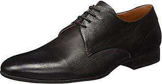 Tamaris 23205, Zapatos de Cordones Oxford para Mujer, Marrón (Antelope Struc 399), 40 EU