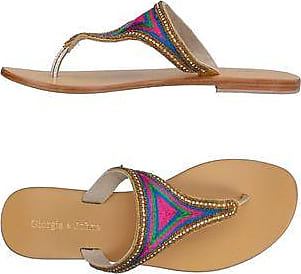 FOOTWEAR - Toe post sandals Giorgia & Johns
