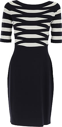 Dress for Women, Evening Cocktail Party On Sale in Outlet, Black, polyestere, 2017, 10 Giorgio Armani