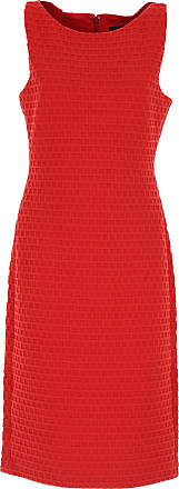 Dress for Women, Evening Cocktail Party On Sale, Milk, Wool, 2017, 10 12 14 Giorgio Armani