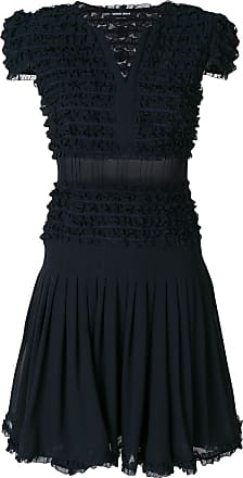 Dress for Women, Evening Cocktail Party, Black, polyester, 2017, USA 10 - IT 46 Giorgio Armani