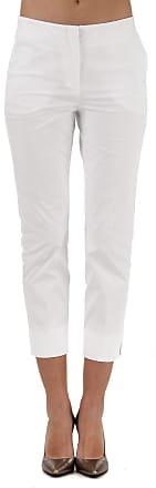 Pants for Women On Sale, White, Cotton, 2017, 28 30 32 34 Emporio Armani
