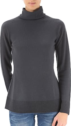 Sweater for Women Jumper On Sale in Outlet, Black, Acrylic, 2017, 12 Giorgio Armani