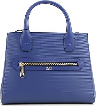 Top Handle Handbag On Sale in Outlet, Black, polyurethane, 2017, one size Giorgio Armani
