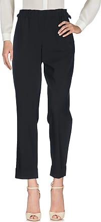 Pants for Women On Sale, Grey, Cotton, 2017, 10 12 14 16 18 28 30 32 34 Giorgio Armani