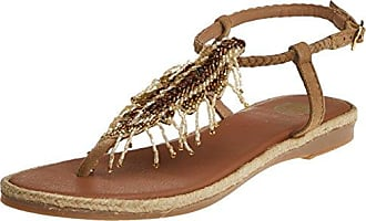 Womens Enisa Gladiator Sandals, Beige Sioux